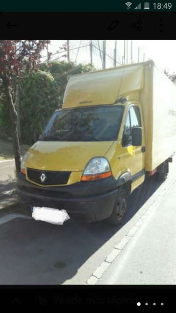Imagen producto Camion renault mascot 4