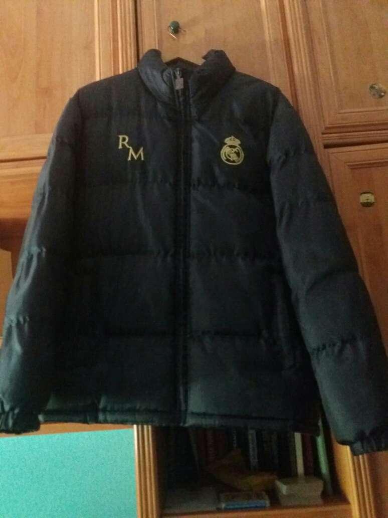 Imagen abrigo del Real Madrid