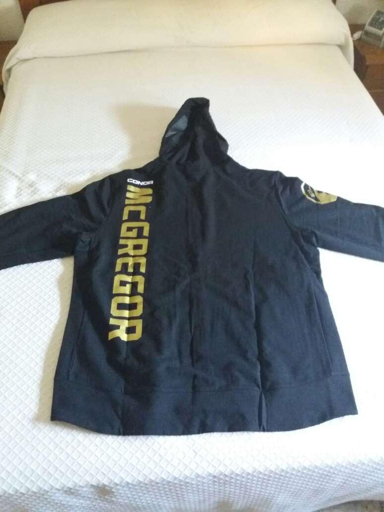 Imagen chaqueta ufc mcgregor
