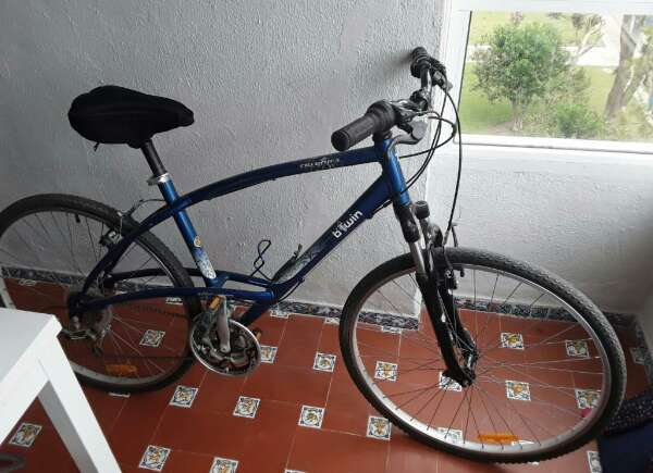 Imagen bicicleta de mujer