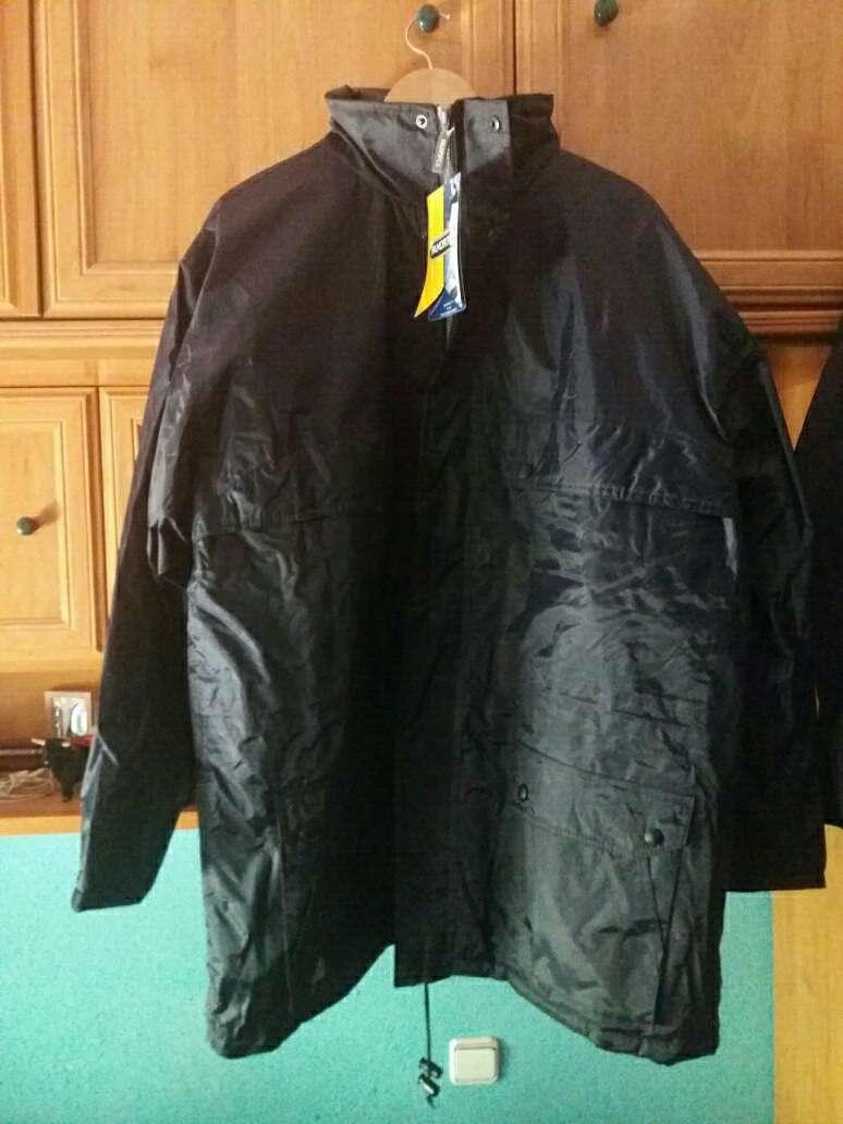 Imagen producto Abrigo negro panoply 1