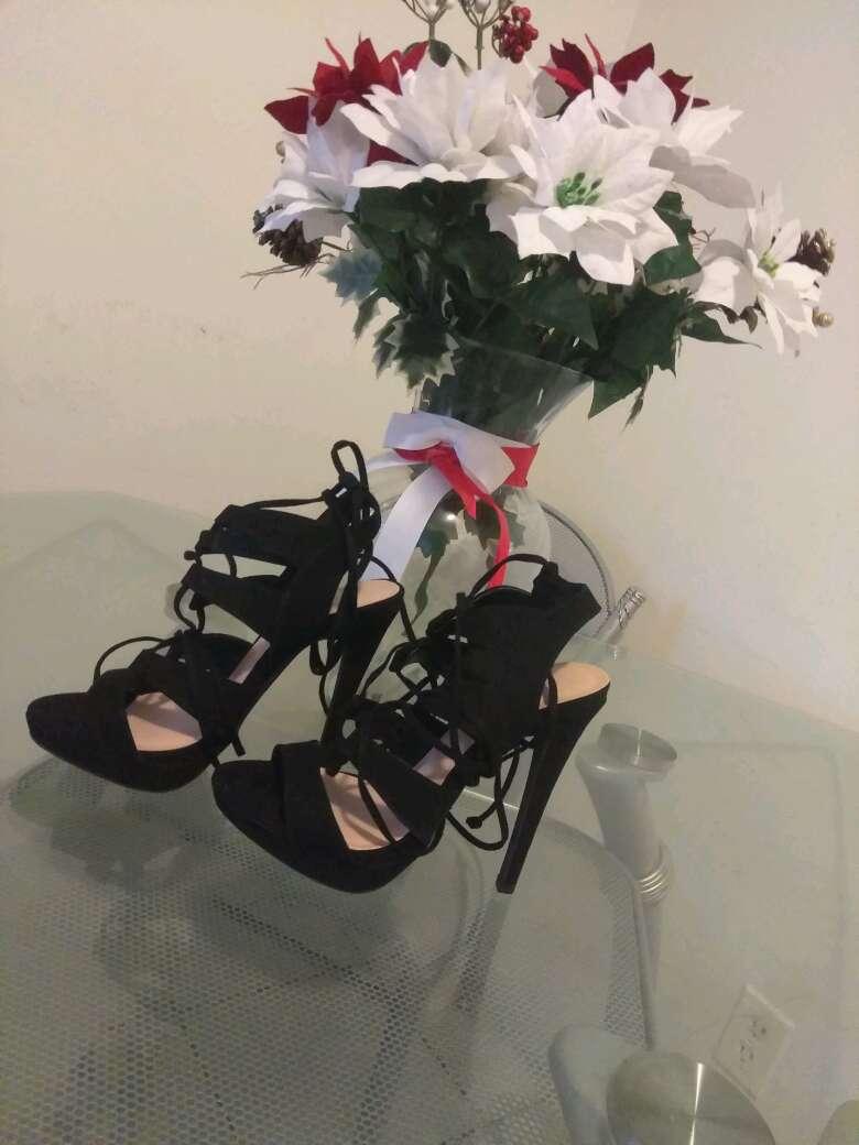 Imagen zapatos altos