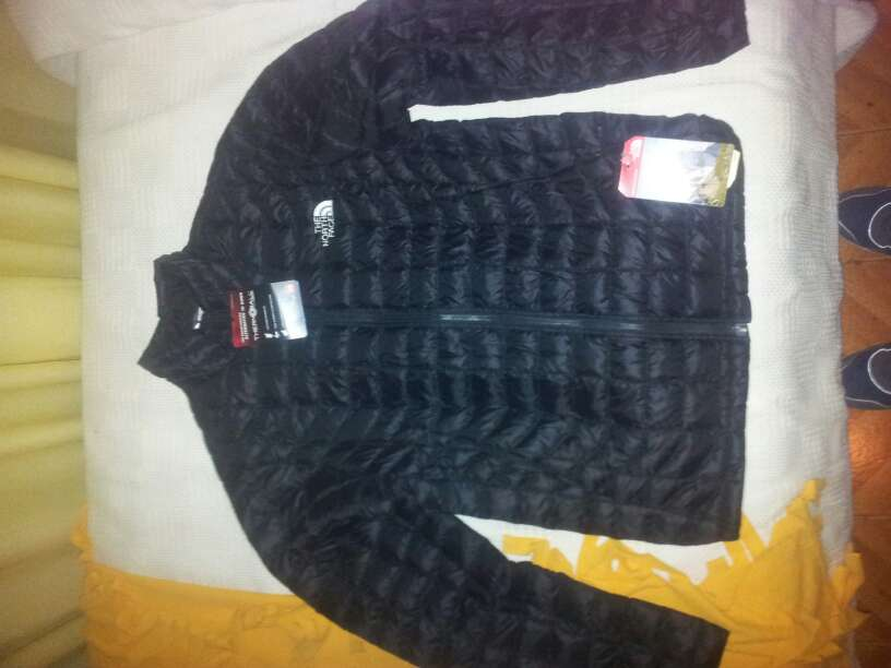 Imagen plumas the north face