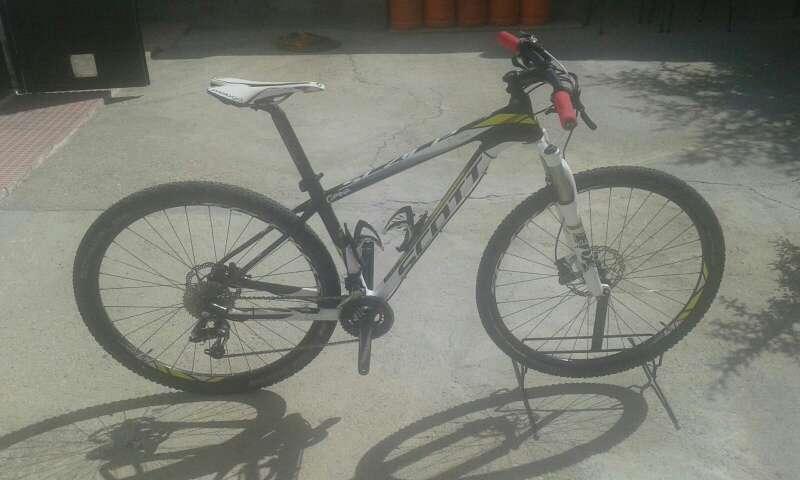 Imagen Bicicleta scott de montaña