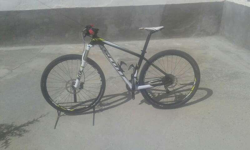 Imagen producto Bicicleta scott de montaña 2