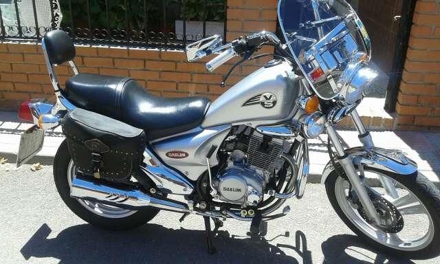 Imagen Moto custom