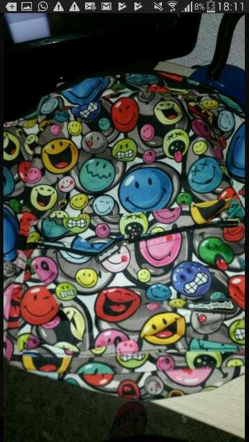 Imagen mochila escolar
