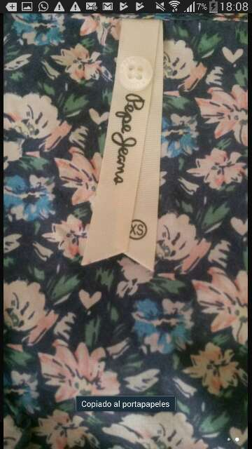 Imagen producto Camisa pepe Jean  1