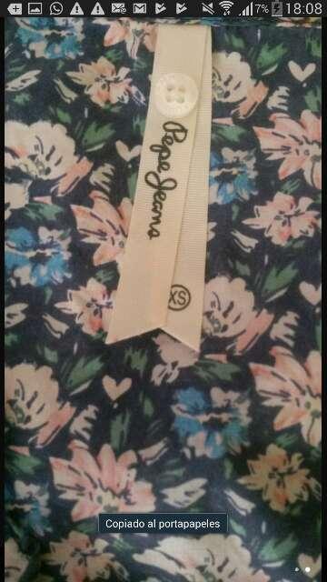 Imagen camisa pepe Jean