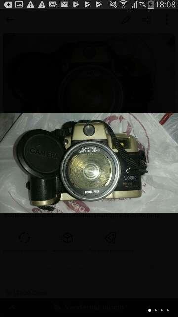 Imagen cámara antigua desconocida