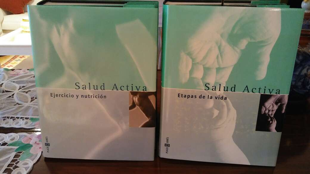 Imagen producto Libros de salud activa 2