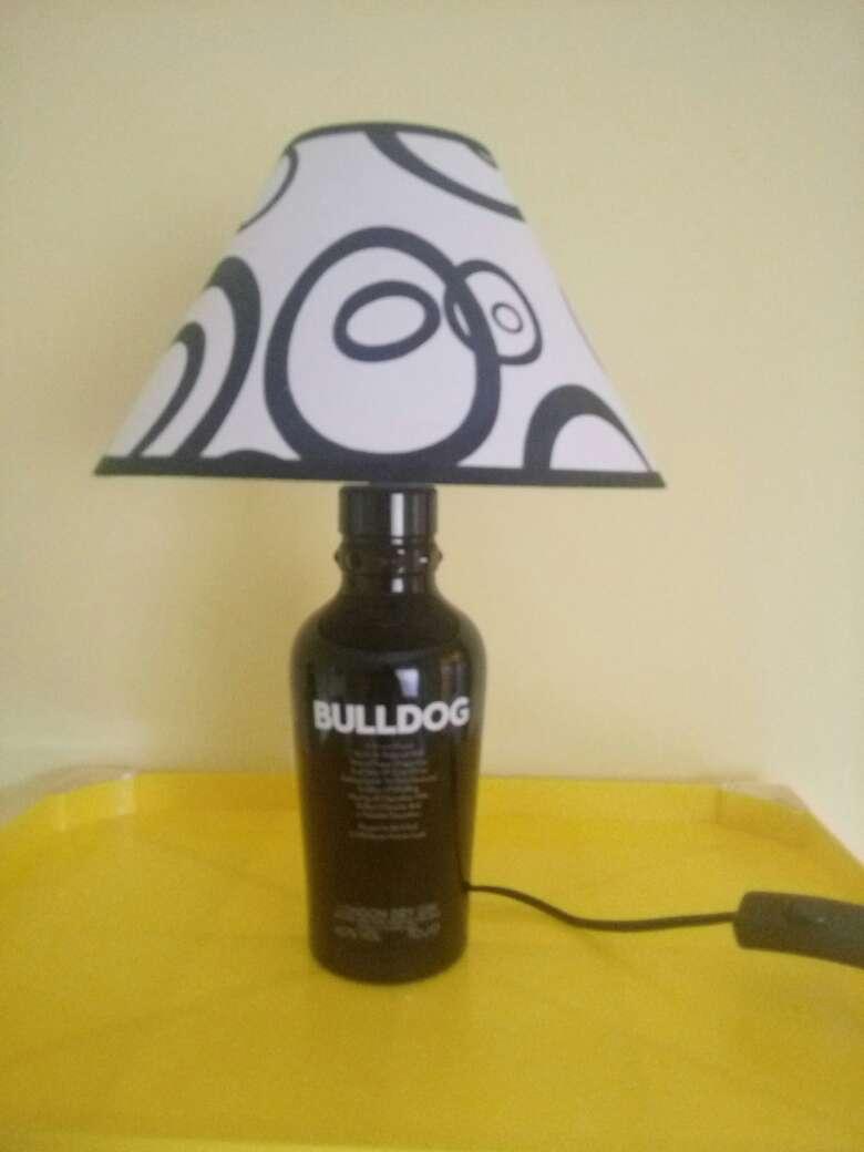 Imagen botella lámpara