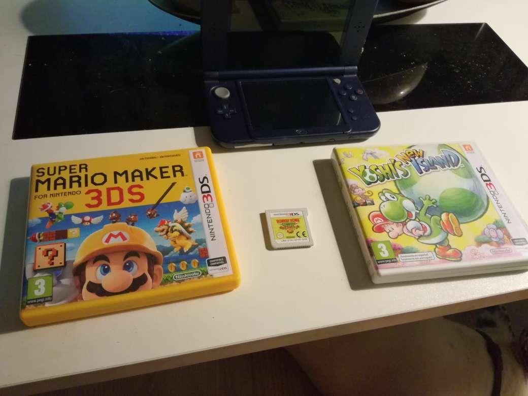 Imagen producto Nintendo 3dsxl 2