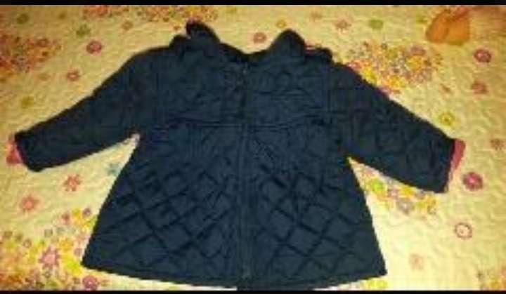 Imagen chaqueton bebe mothercare