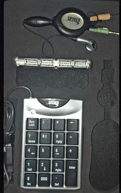 Imagen maletín accesorios ordenador