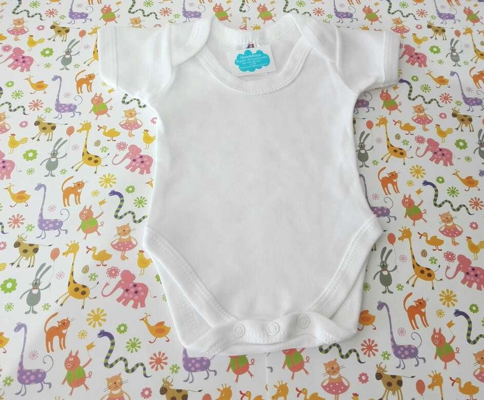 Imagen Bodies personalizados bebés algodón