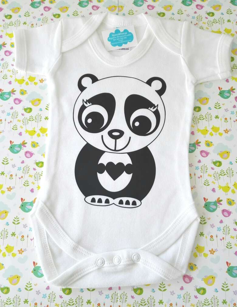Imagen producto Bodies personalizados bebés algodón 2