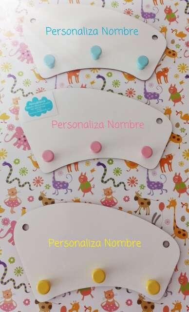 Imagen Percheros infantiles personalizados bebés