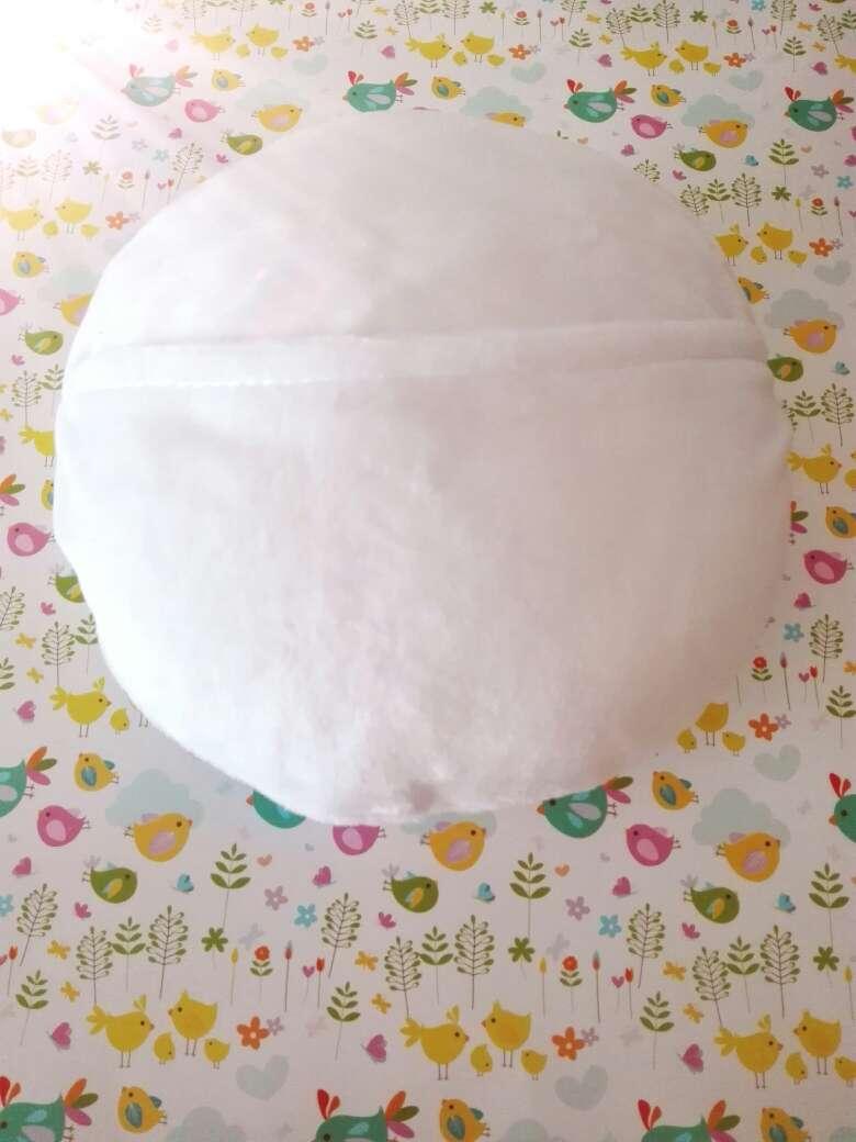 Imagen producto Cojines funda bebés personalizadas 2