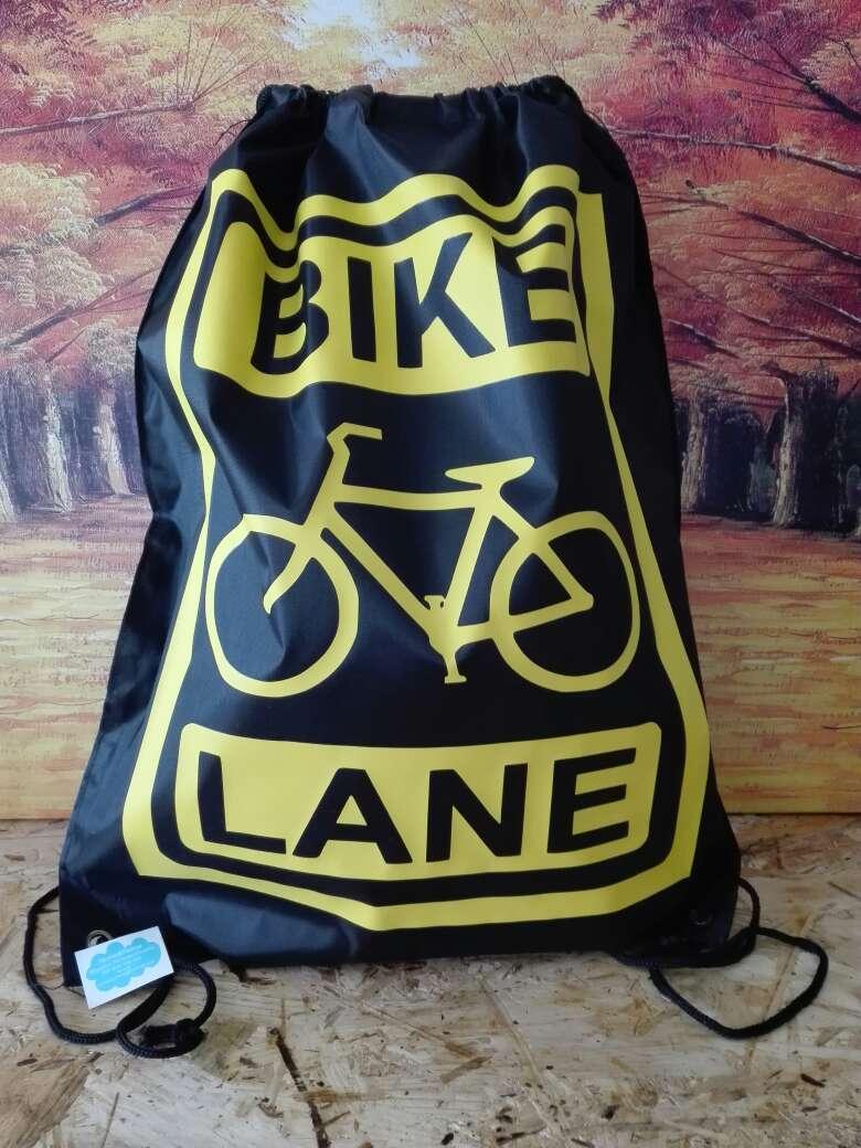 Imagen Mochilas personalizadas carril bici bike lane