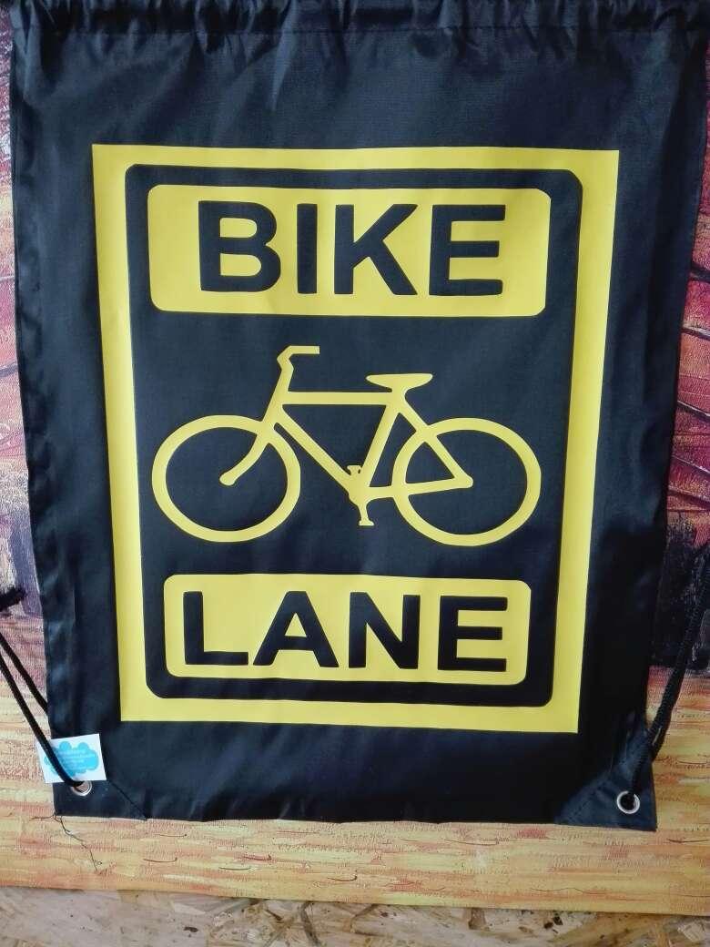 Imagen producto Mochilas personalizadas carril bici bike lane 2