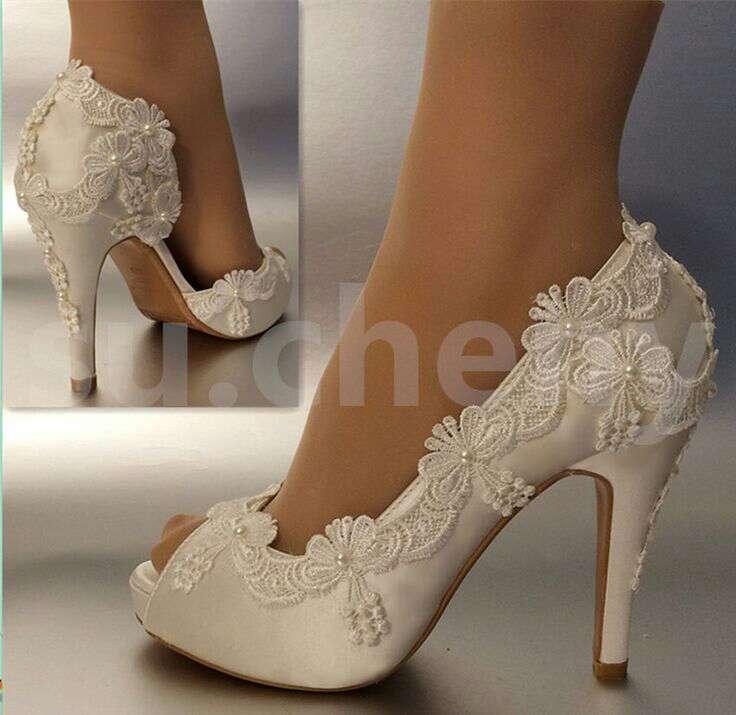 Imagen Zapatos de novia nuevos