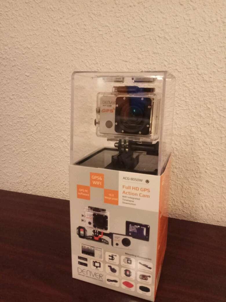 Imagen cámara Denver ACG-8050 Full HD