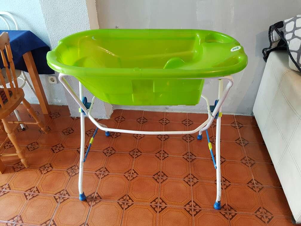 Imagen producto Vendo bañera de bebe 1
