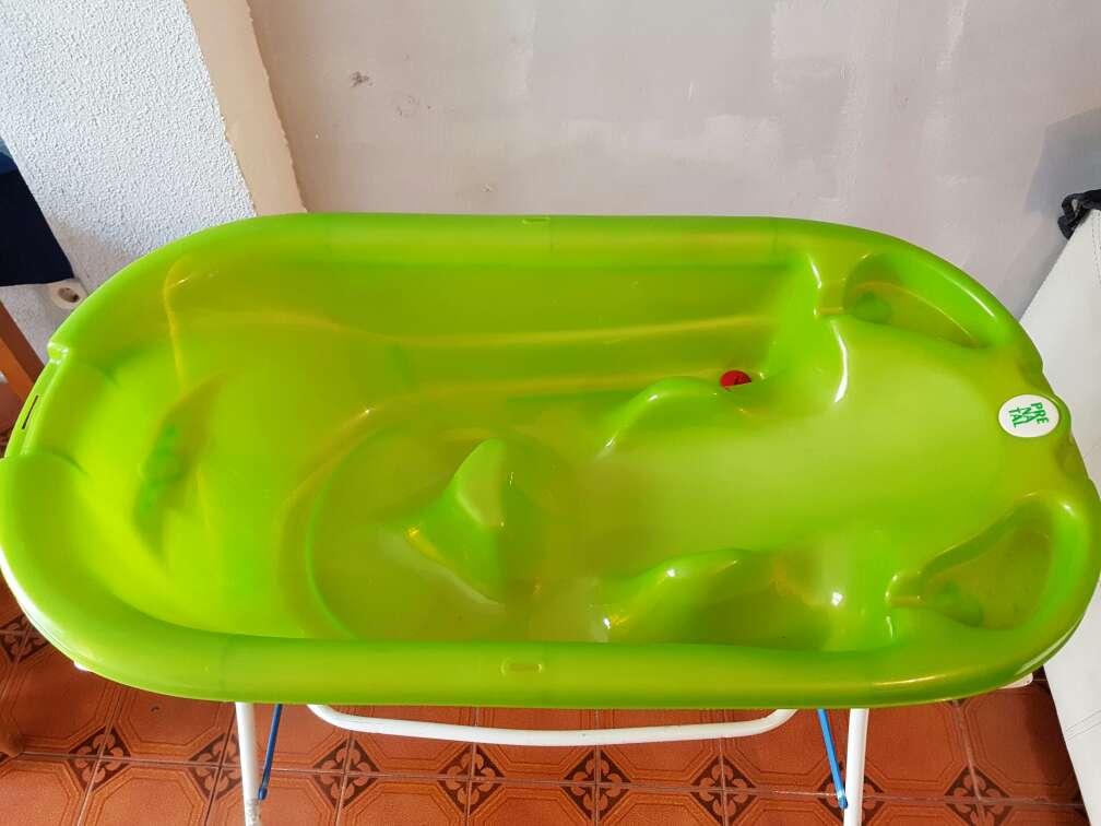 Imagen producto Vendo bañera de bebe 2