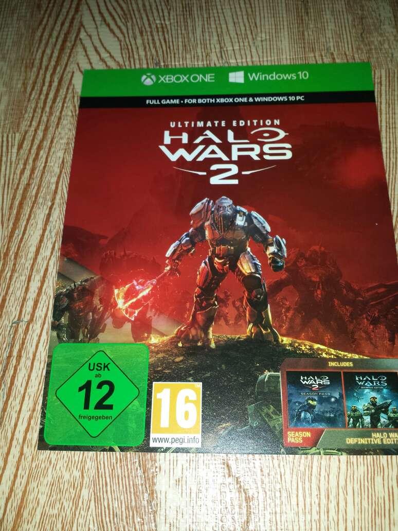 Imagen Juego Halo Wars 2 Ultimate Edition para Xbox One/PC