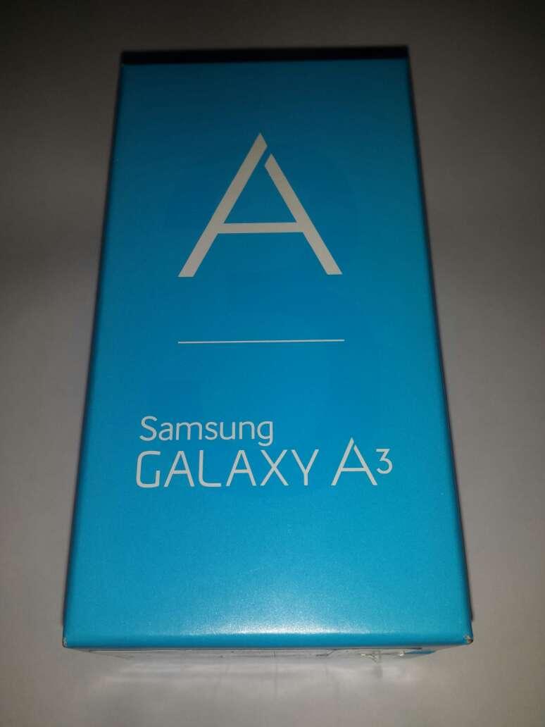 Imagen Caja vacia de Samsung A3 de 16gb