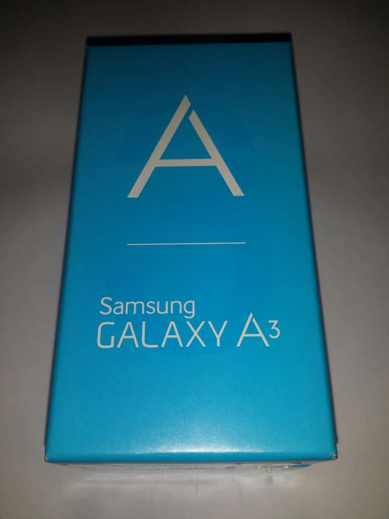 Imagen producto Caja vacia de Samsung A3 de 16gb  1