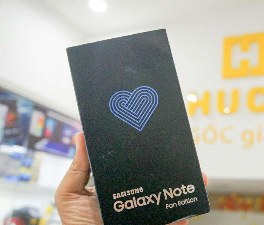 Imagen producto Marca: Samsung Galaxy Note fan edition 3