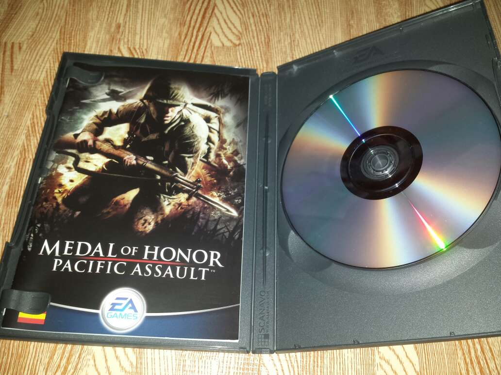 Imagen producto Juego Medal of Honor Pacific Assault para PC 4