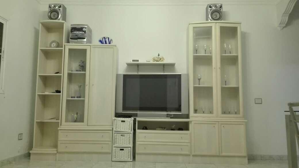 Imagen Muebles y televisor