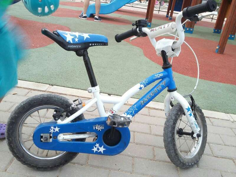 Imagen Bicicleta de niño