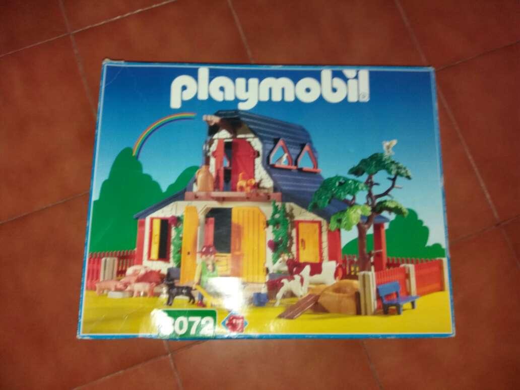 Imagen Granja playmobil