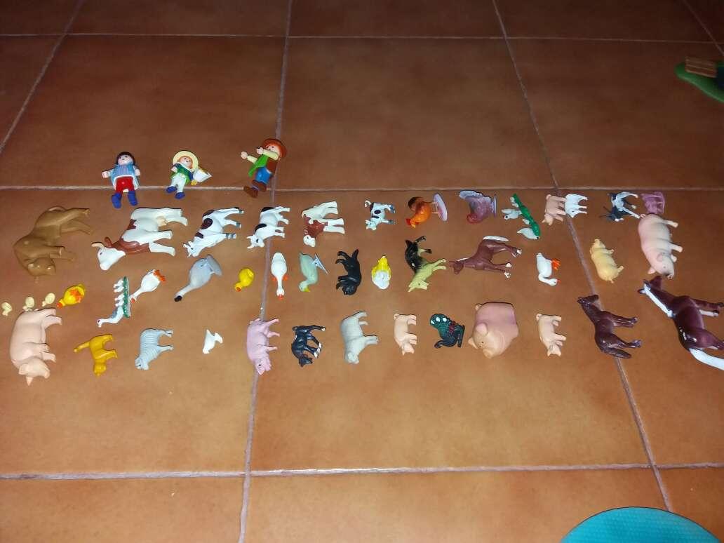 Imagen producto Granja playmobil 2