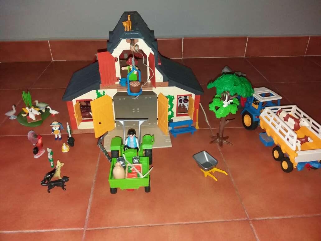 Imagen producto Granja playmobil 4