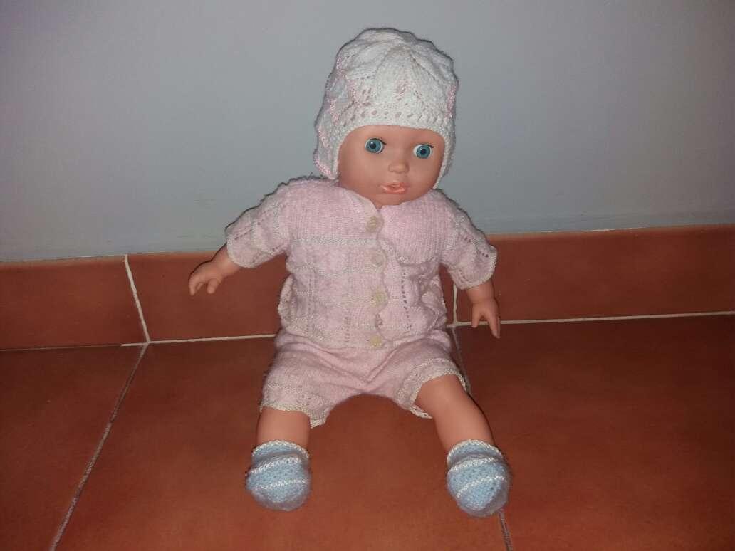 Imagen producto Muñeco bebe 2