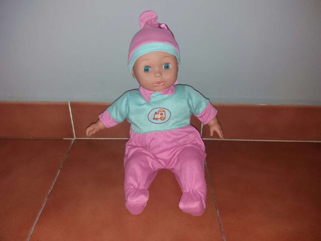 Imagen Muñeco bebe