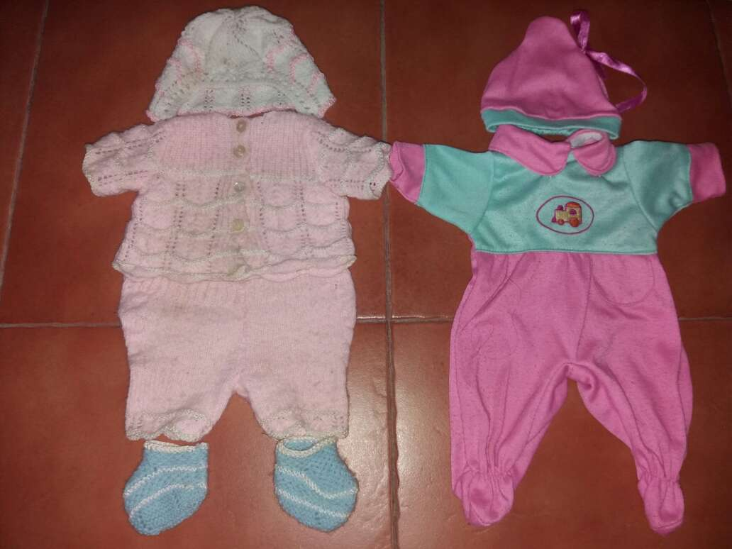 Imagen producto Muñeco bebe 3