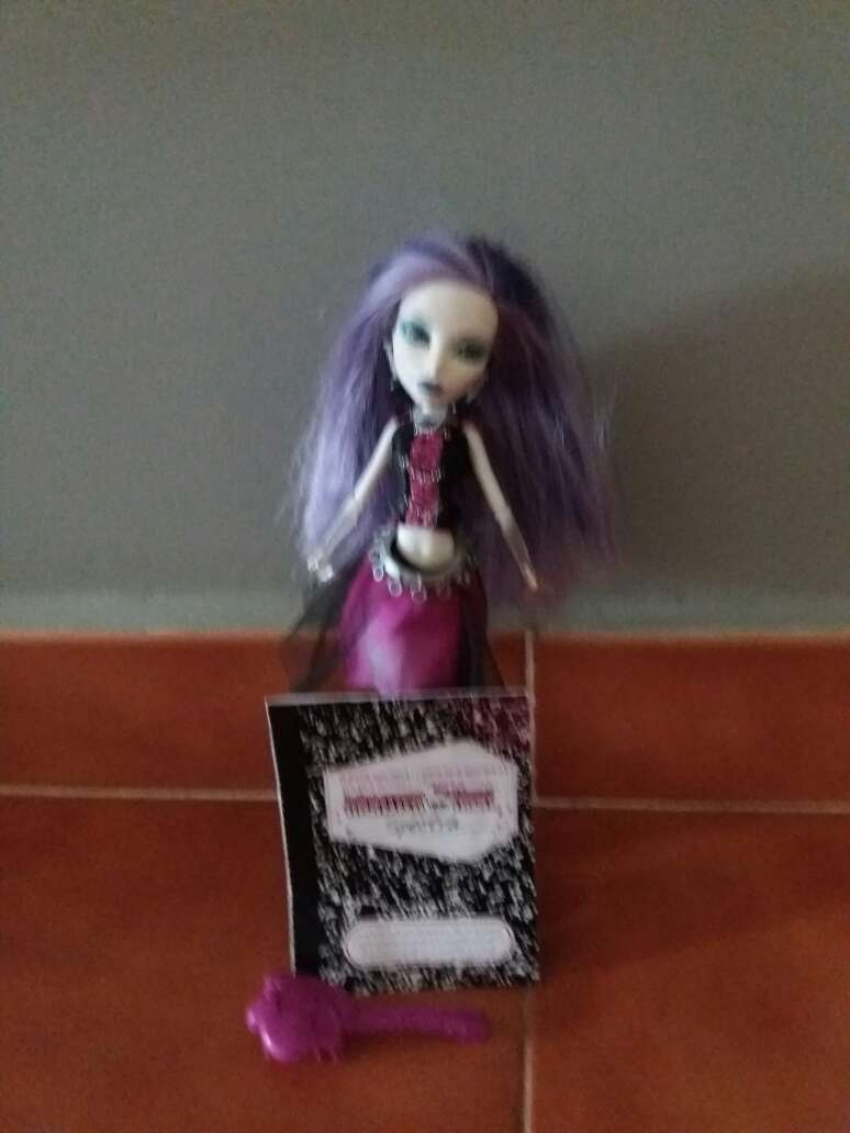 Imagen producto Monster high Spectra y Goulia 1
