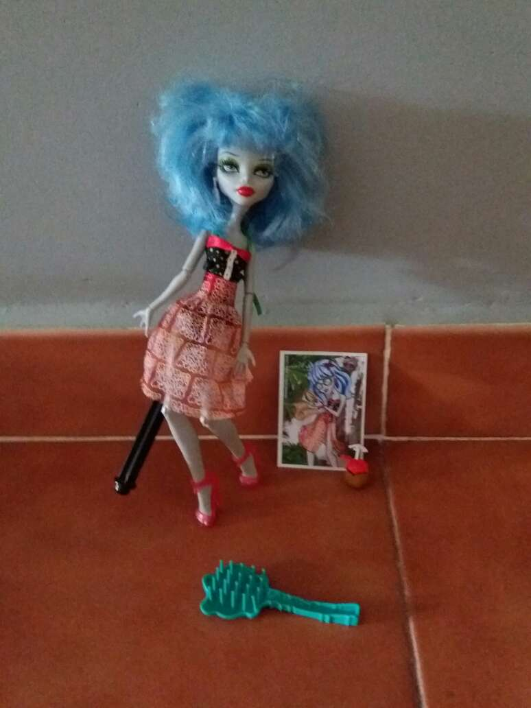 Imagen producto Monster high Spectra y Goulia 2