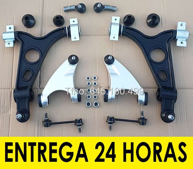 Imagen kit brazos oscilantes alfa 147 , 156 GT
