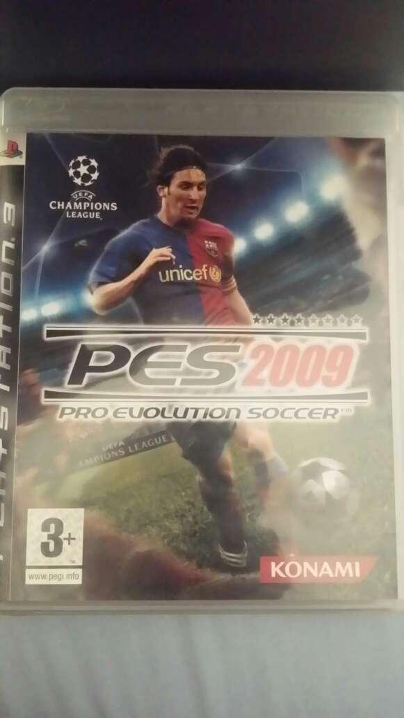 Imagen videojuego ps3 pes2008