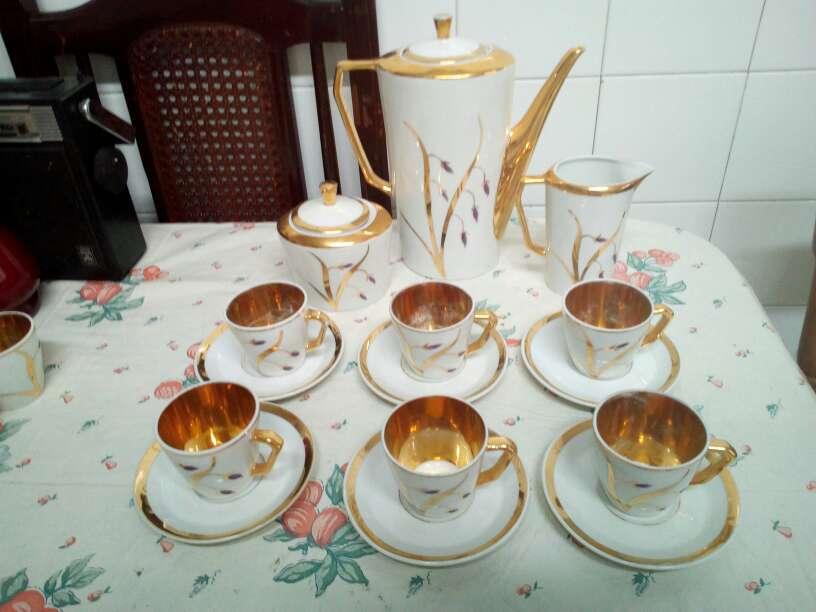 Imagen producto Juego de cafe antiguo 2