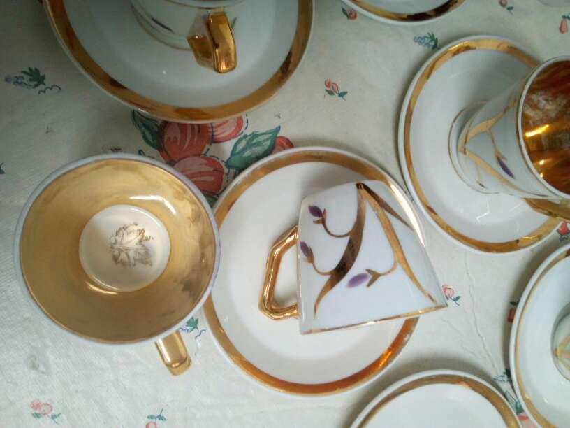 Imagen producto Juego de cafe antiguo 3