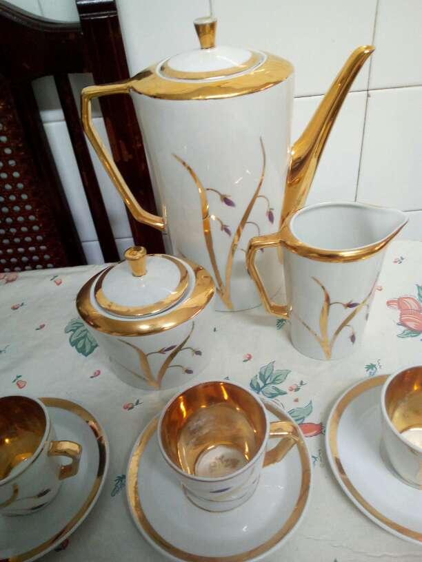 Imagen producto Juego de cafe antiguo 4