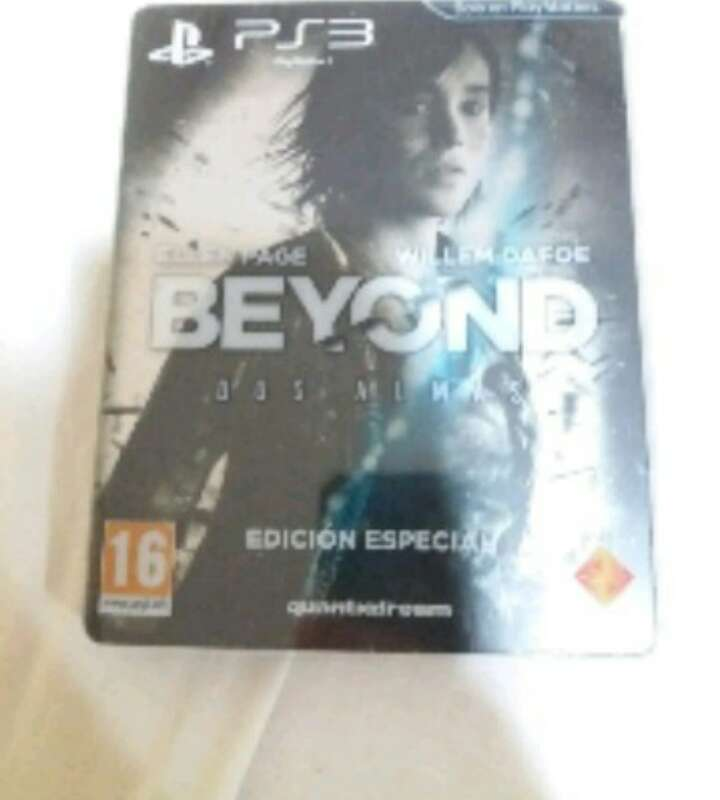 Imagen Beyond Two Souls ps3